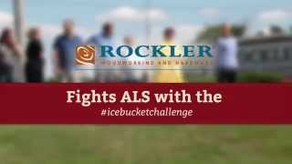 Als Ice Bucket Challenge By Rockler Woodworking & Hardware