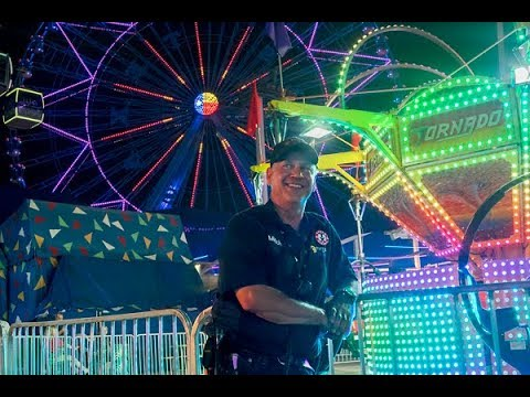 Behind the scenes with the State Fair of Texas' Chief Electrician