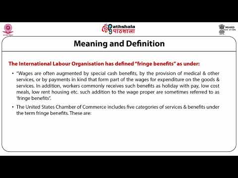 Meaning, definition, types, significance, administration & future of Employee Benefits & Services