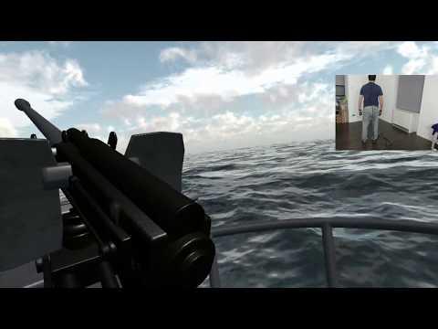 Ironwolf VR - Załoga łodzi podwodnej! HTC VIVE VR