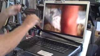 SurfShelf Treadmill Desk Installation - New Edit