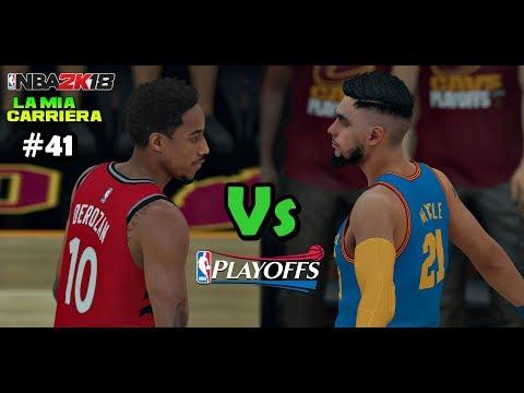FINALE DI CONFERENCE! GARA 1 - NBA 2K18 ITA - La Mia Carriera Ep.41 - PS4 Pro