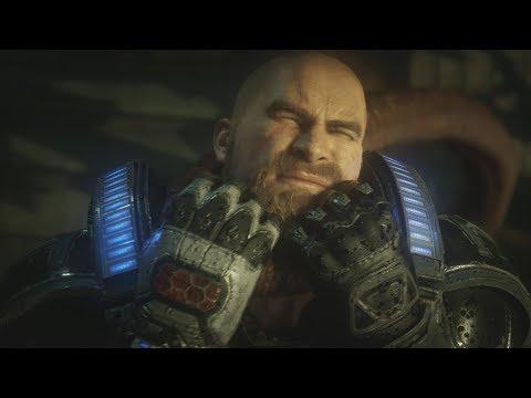 Gears 5 - JD's Death & Alternate Ending Scenes [1080p 60FPS HD]