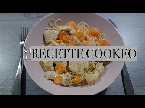 recette-cookeo-poulet-aux-carottes-et-à-la-crème