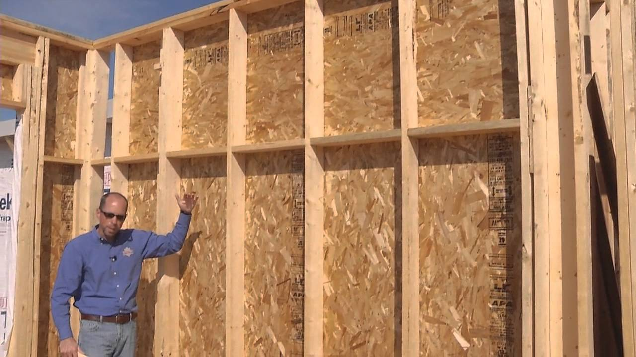 Rough Carpentry and Framing Techniques | New Home Building Today ...