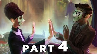 WE HAPPY FEW Walkthrough Gameplay Part 4 - TOWER