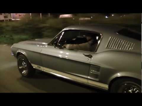 Mustang Fastback 1967 restauration (HD)