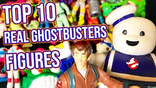 TOP 10 Real Ghostbusters - Action Figures!