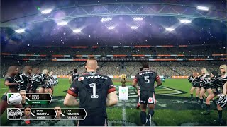 Rugby League Live 3 - Shaun Johnson Career (Grand Final)