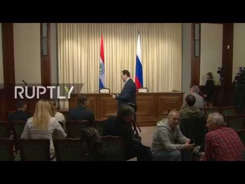 LIVE: Russia and Paraguay FMs hold presser in Moscow