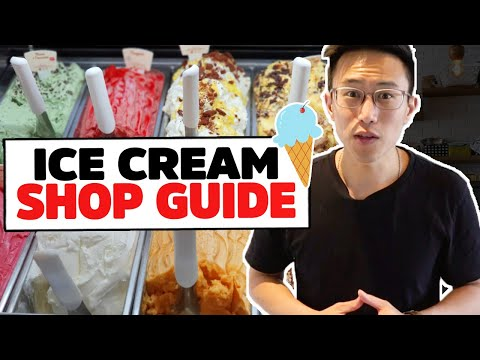 How To Open An Ice Cream Shop | Advice For Small Business Owners 2019