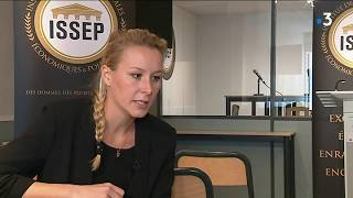 Lyon : première rentrée pour l'ISSEP, l'école de Marion Maréchal