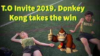 DONKEY KONG TAKES THE WIN AND ANDREI GETS HIS HEART BROKEN (T.O Track & Field Invite 2019)