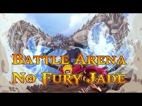 Anime Ninja | Battle Arena : No Fury Jade | Naruto Game | Browser Online Game