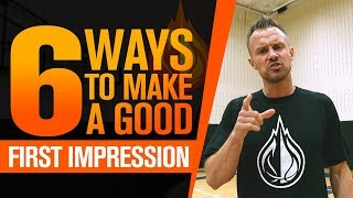 6 SIMPLE Ways T๐ Make A Good First Impression With Coaches & Scouts