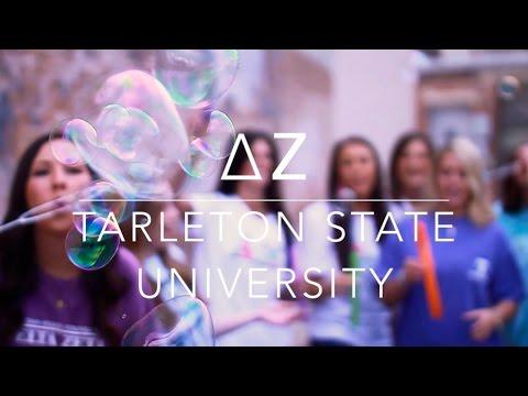 Tarleton State University Delta Zeta Recruitment Video 2016