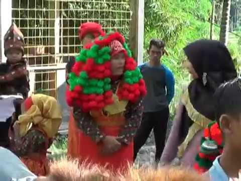 Adat Suku Alas, tradisi Sunat Rasul di Kutacane Agara dihadiri Wakil Bupati. Episode 2