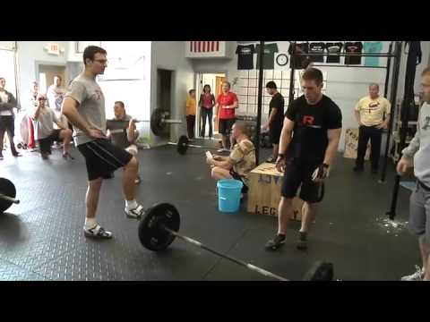 CrossFit Journal - Dan Bailey: Winning The Open: Part 1
