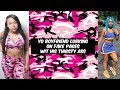Hollywood Dollz - No Problem (Lyrics) Tokyo Jetz Freestyle
