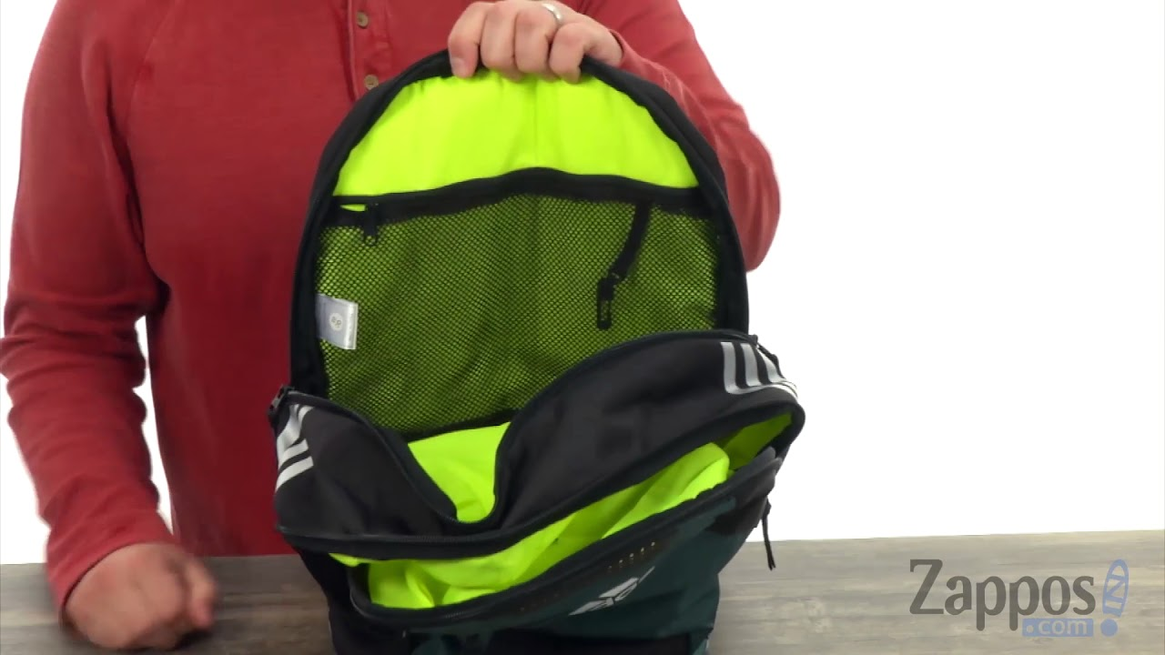 bbe187c202 adidas Stadium II Backpack SKU  8990650 - YouTube