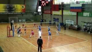 CV RUSSIA Top-League B 2013 Bryansk (Bryansk) -  Luch (Moscow)