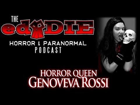 Horror Queen Genoveva Rossi