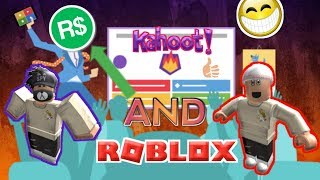 🔴ROBUXS GIVEAWAY/Kahoot And Roblox Live Stream #66🔴COME JOIN AND HAVE FUN