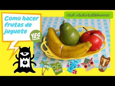 Youtube Juguete Hacer Como De Frutas 6y7Ygbf
