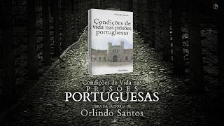 capa de Condições de Vida nas Prisões Portuguesas de Orlindo Santos
