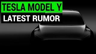 Tesla Model Y Rumor: Production Date Leaked