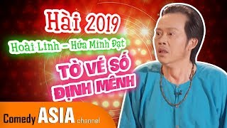 Hài Hoài Linh 2019 mới nhất ft Hứa Minh Đạt - TRÚNG SỐ HỤT