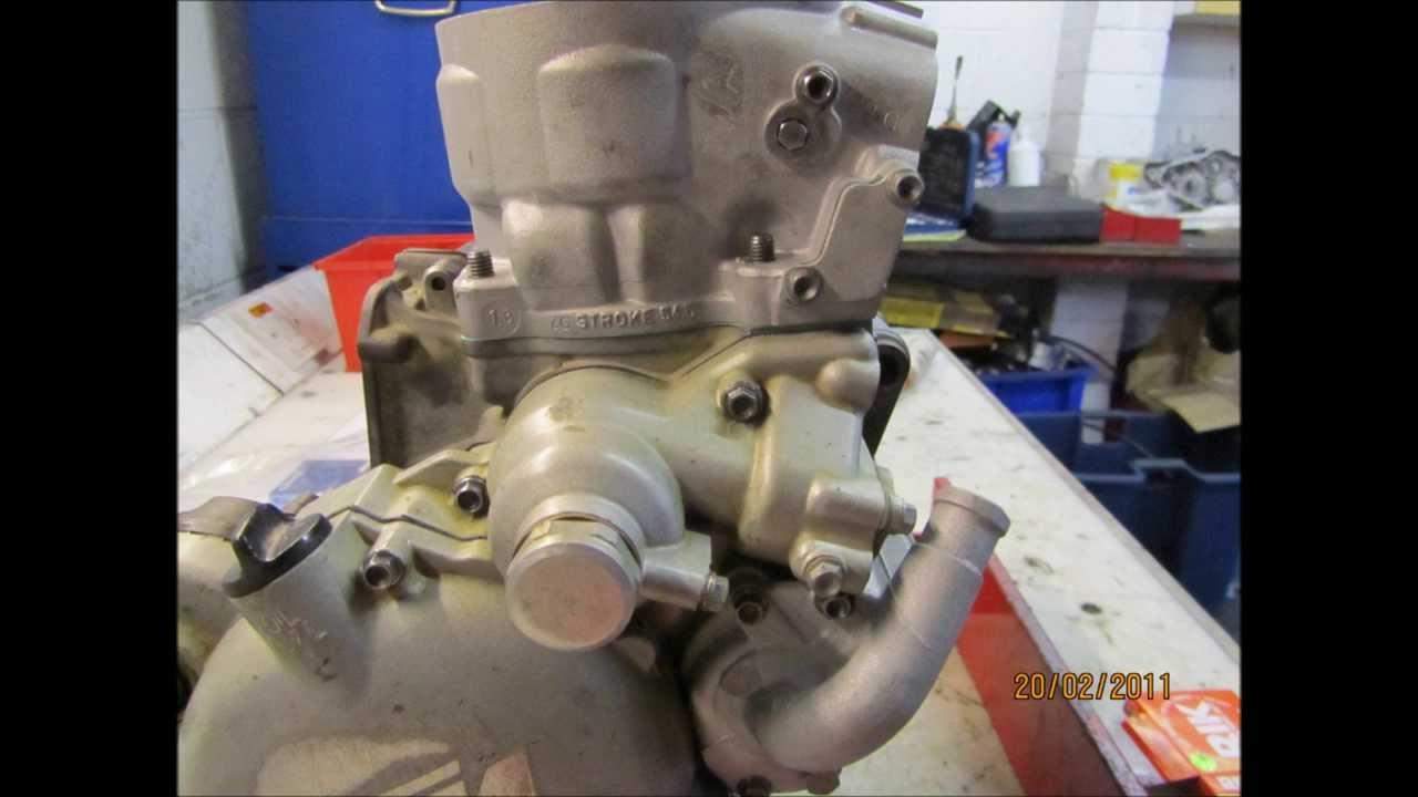 Ktm Engine Parts