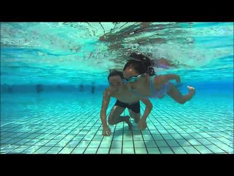Water play - paul & rae
