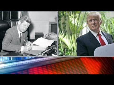 Similarities between JFK and Donald Trump