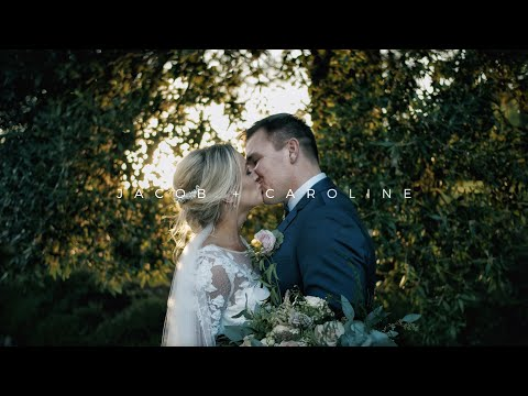Caroline and Jake - Tawstock Court