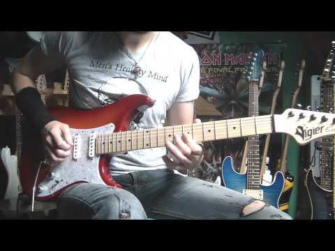 Bob Marley - Jamming guitar improvisation - Neogeofanatic
