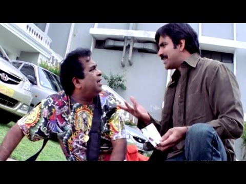 Khatarnak Back To Back Comedy Scenes|| Khatarnak Movie ||Ravi Teja || Ileana