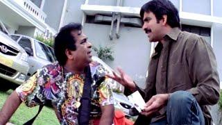 Khatarnak Back To Back Comedy Scenes  || Khatarnak Movie ||  Ravi Teja || Ileana