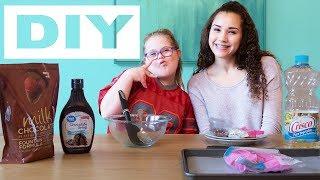 DIY Edible Chocolate Balloons! (Sarah & Gracie Haschak)
