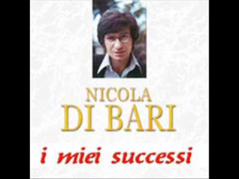 NICOLA DI BARI - GIRAMONDO - YouTube
