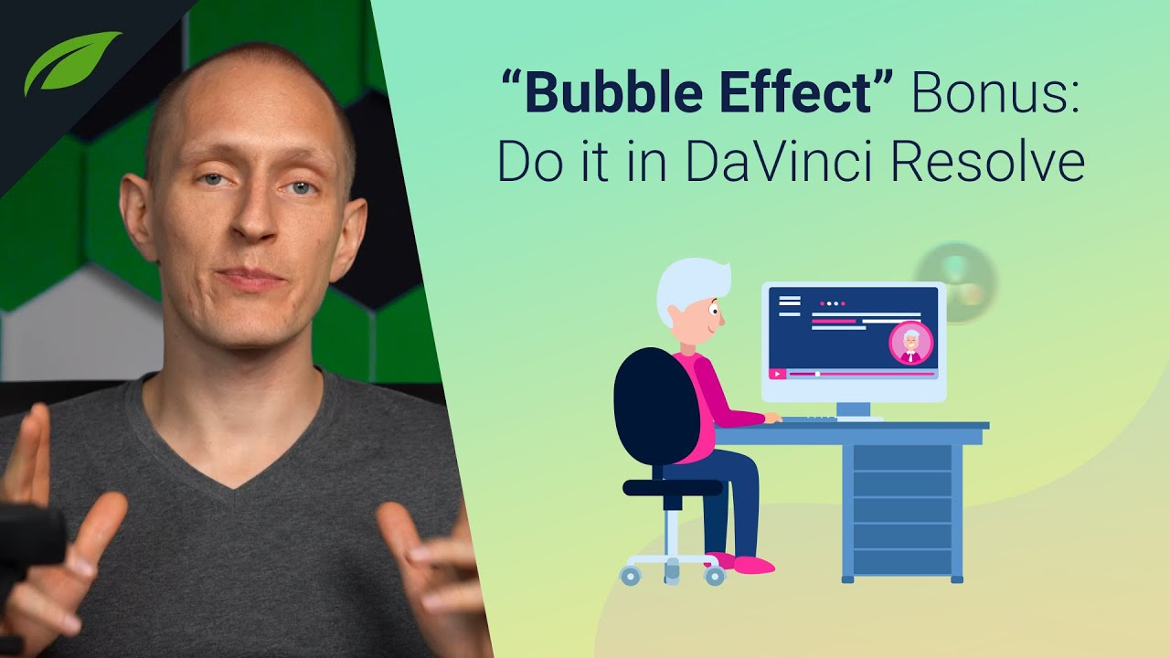 How To Add a Bubble Effect To Your Videos & Livestreams with