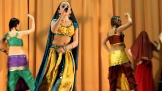 Конкурс песни Евровидение 2012 9А школа 1929 Москва