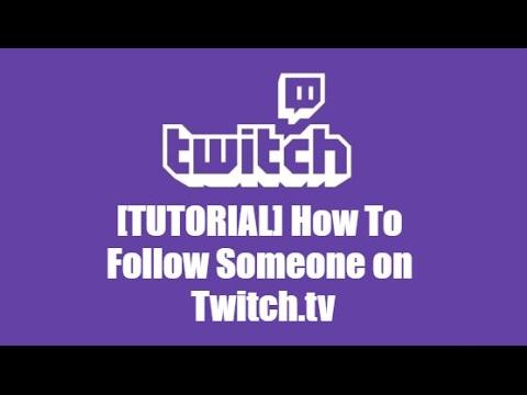Twitch.Tv/Following