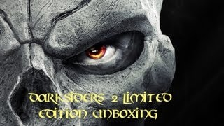 Darksiders II - Limited Edition Unboxing