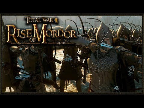 EPIC Battle Of The BLACK GATE! - Rise Of Mordor Mod Gameplay