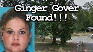 Ginger Gover's body found!!!