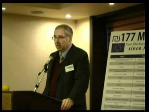 Prof. Gerald Steinberg, in Hebrew, about EU Funding on Walla