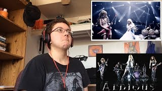Aldious - We Are Reaction!!!