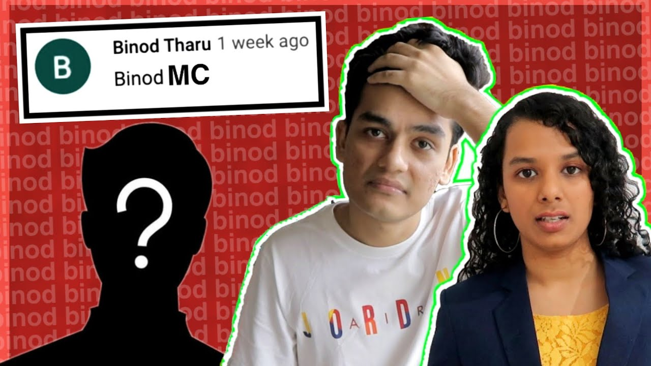 BINOD || Who is Binod? || FT@Slayy Point  || san ki roast