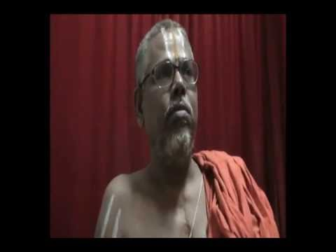 Experience With Maha Periyava: Ahobilam Jeer swamigal With English Subtitle